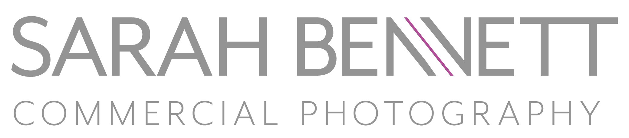 Sarah Bennett Commerical Photography in Sussex Logo